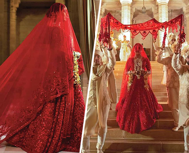 Why Red Remains the Bridal Color of the Year?