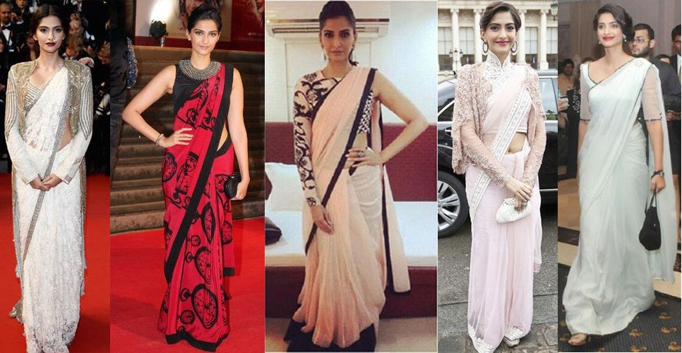 How to Revamp your Traditional Indian Saree?