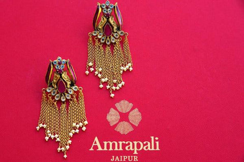 Amrapali Tassel Earrings