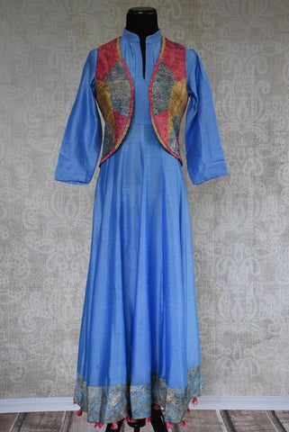 Salwar Kameez with Jacket