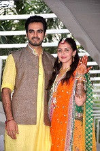 Mehendi Ceremony of Esha Deol