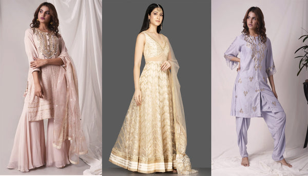 Five Styles Of Contemporary Salwar Kameez For 2020 The History Reload