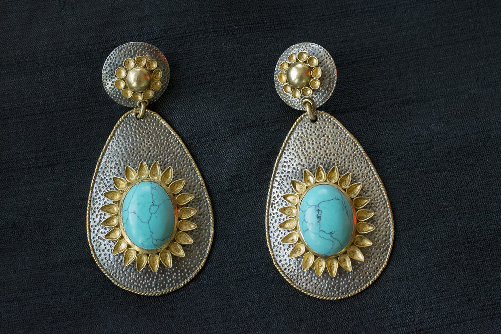20a156-silver-gold-plated-amrapali-earrings-two-tone-turquoise