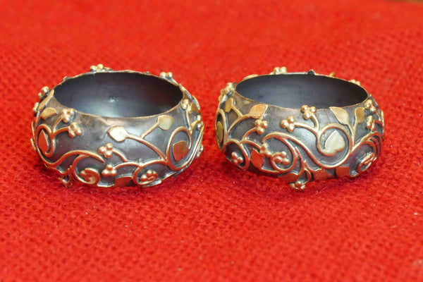 20a186-gray-bali-with-silver-gold-plated-floral-design-b