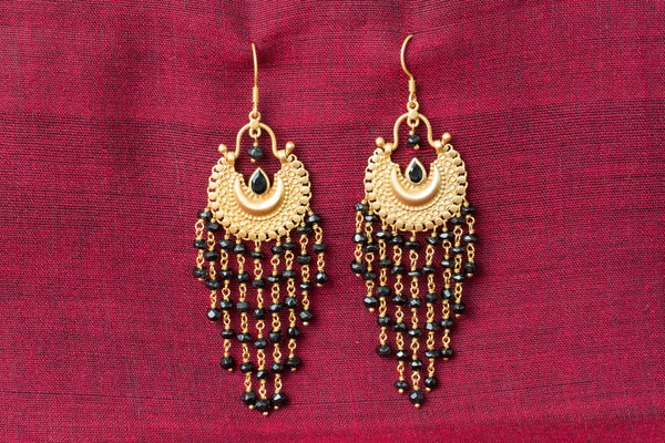 20a466-silver-gold-plated-amrapali-earrings-black-onyx-drop-bead