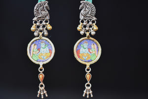 20a486-silver-gold-plated-amrapali-earrings-A