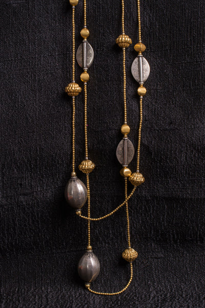 20a500-silver-gold-plated-amrapali-necklace-embossed-two-tone-beads