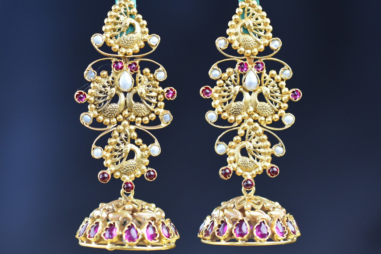 20a638-silver-gold-plated-amrapali-jhumka-earrings-A