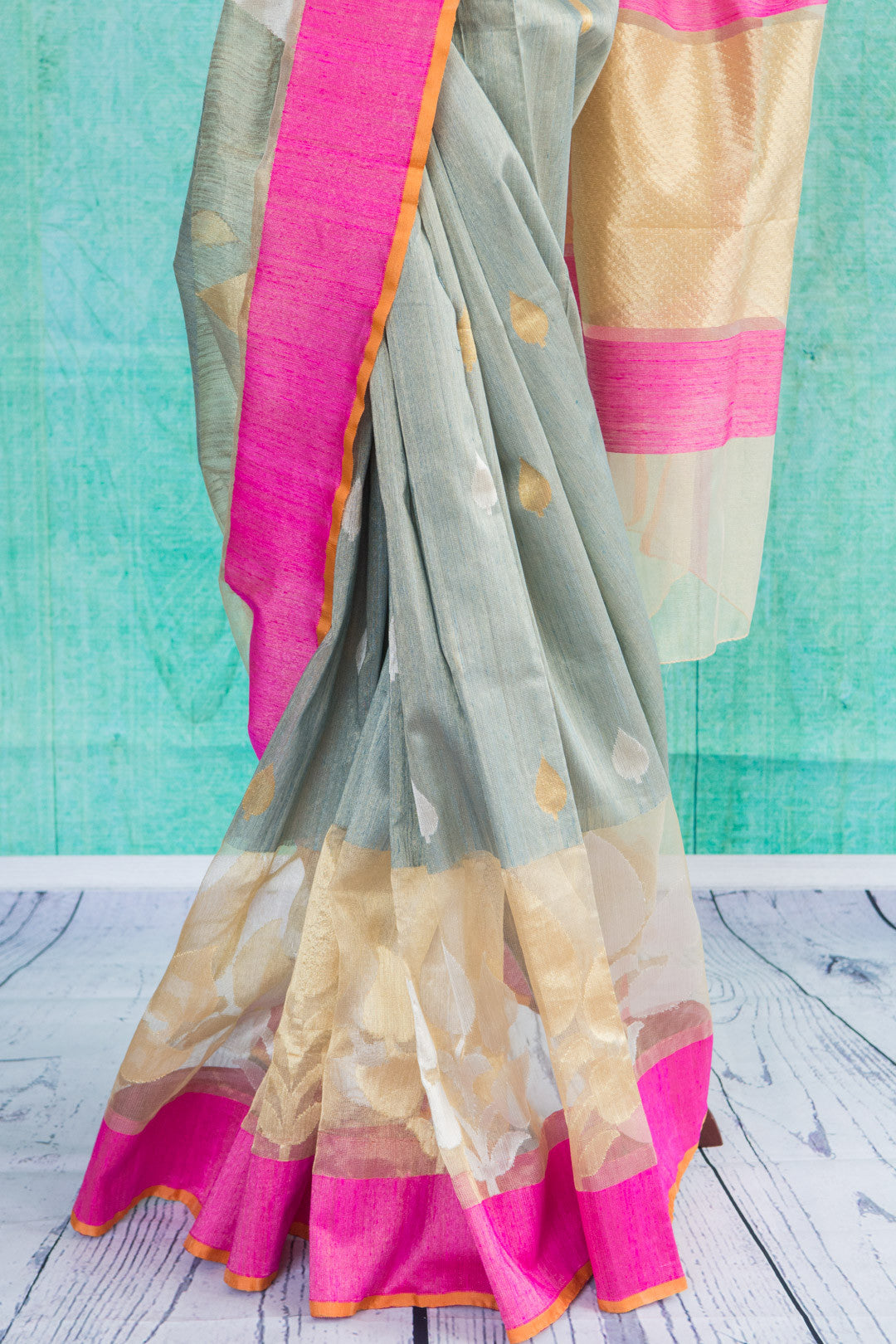 90b993-pink-silver-gold-saree-skirt-view
