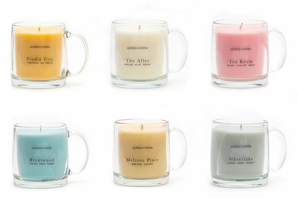 Entire Alfred Candle Collection