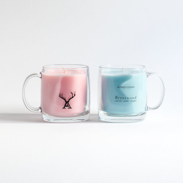 Alfred Candles