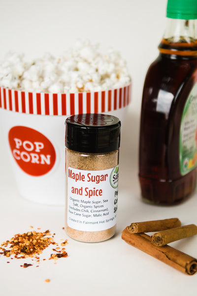 Maple Sugar & Spice Popcorn Spice