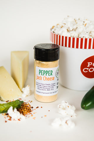 Pepper Jack Cheese Popcorn Spice