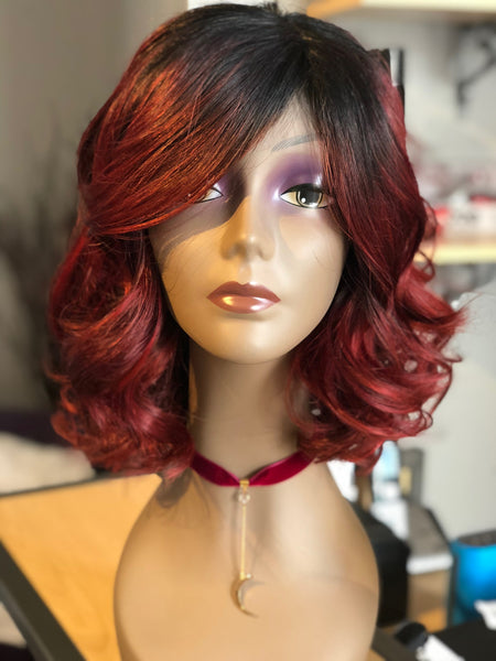 Peruvian Straight Bob Closure Wig - Exotic Hair Boutique