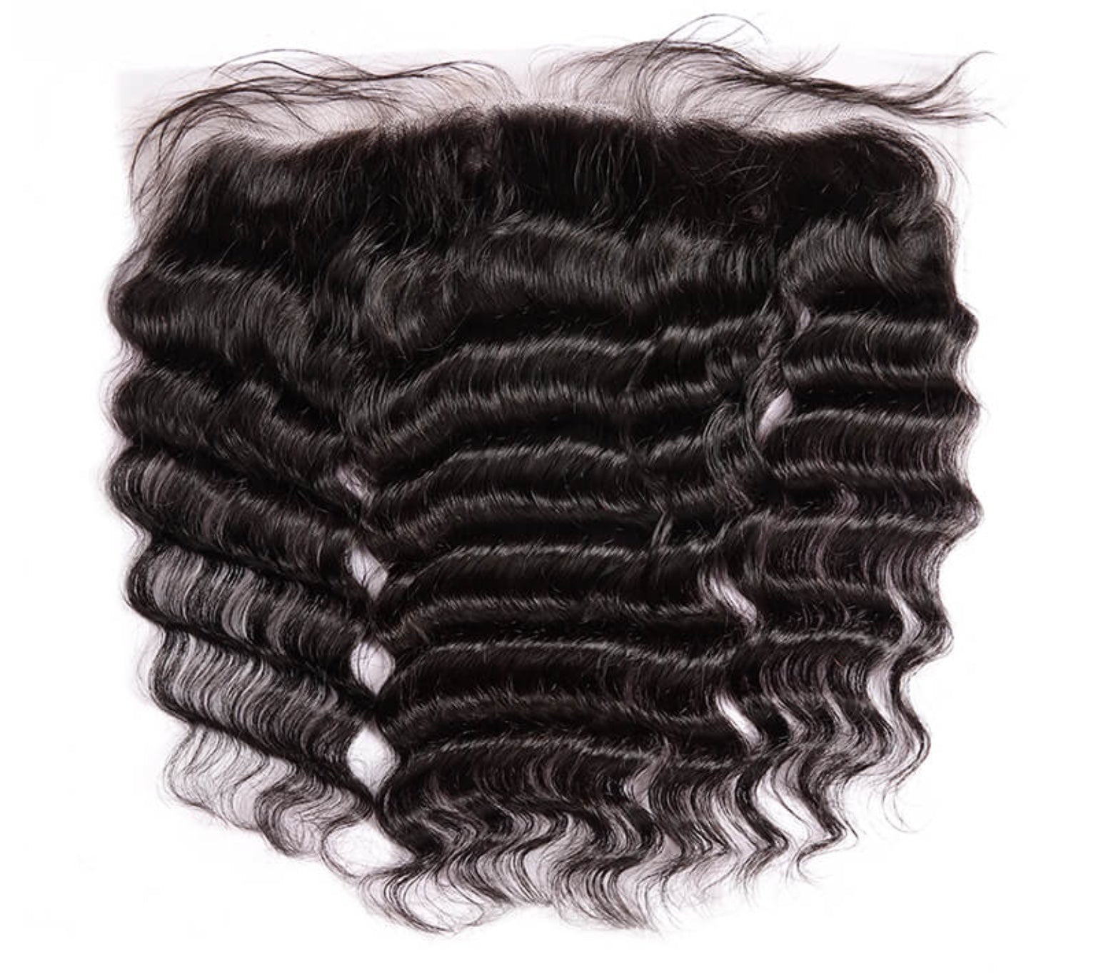 HD Cambodian Wavy Frontal - Exotic Hair Boutique