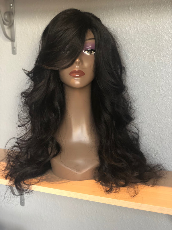Loose Wave Closure Wig - Exotic Hair Boutique
