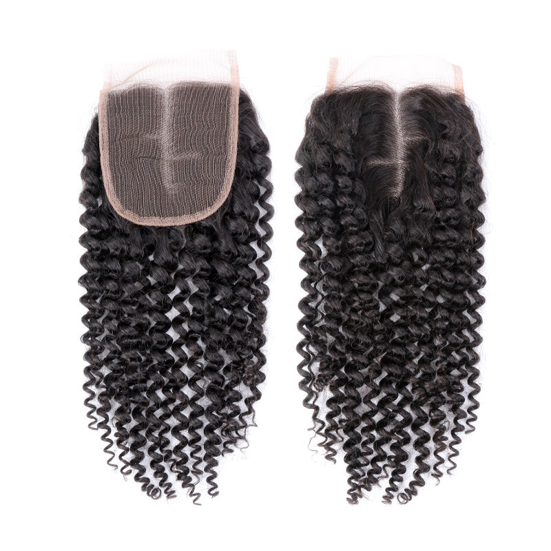 HD Kinky Curly Closure - Exotic Hair Boutique