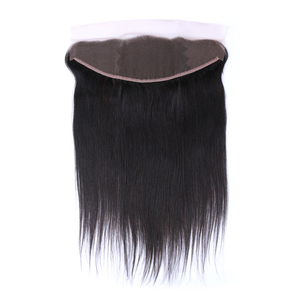 HD Peruvian Straight Frontal - Exotic Hair Boutique