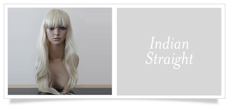 Indian Straight - Exotic Hair Boutique