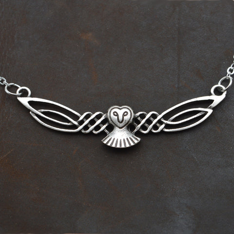 Wonderful Owl Pendant Necklace