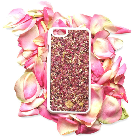 Nature Inspired Roses Phone Case