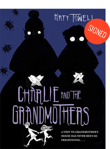 Charlie and the Grandmothers (Signed)