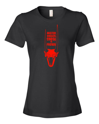 Bad Creazil Ladies Tee