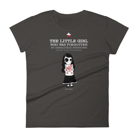 The Little Girl Who Was Forgotten Ladies Poster Tee