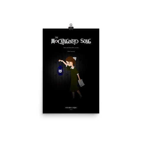 The Mockingbird Song Poster