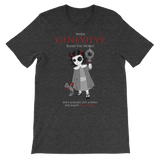 When Genevieve Ruled the World Men's Poster Tee