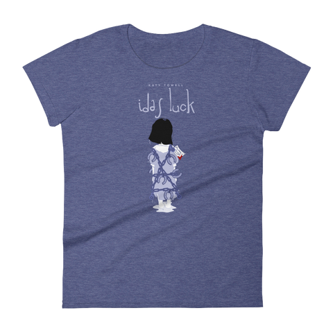 Ida's Luck Ladies Poster Tee