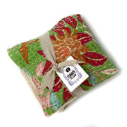 Belle's Nest Tummy Pillow Green