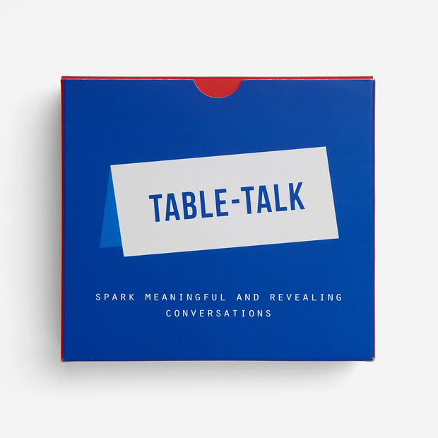 Table Talk Conversation Place Cards