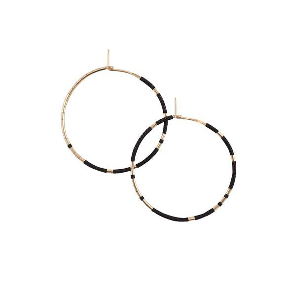 Small Pan Hoop - Black