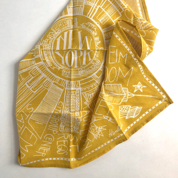 Hemlock Goods New York Premium Cotton Bandana