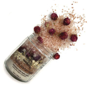 Hemlock Park Coconut Milk Bath Soak- Blood Orange Sage