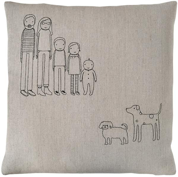 Family Pillow-18""