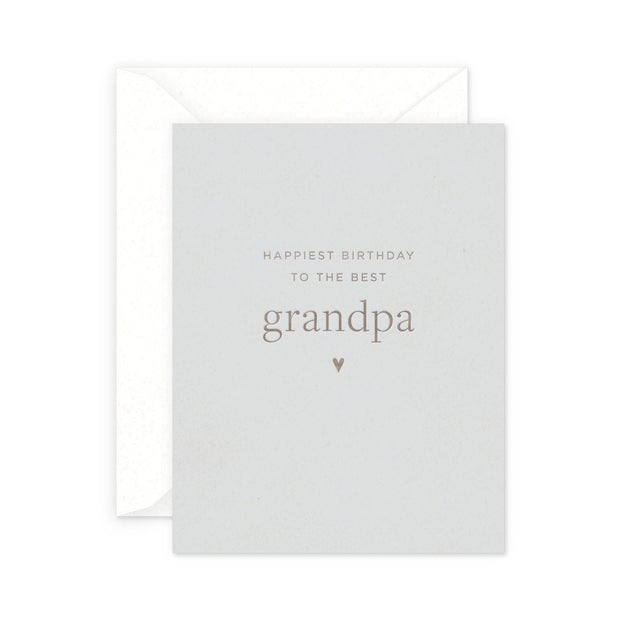 Grandpa Birthday Card