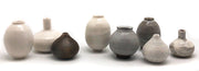 Mini Thrown Ceramic Vases