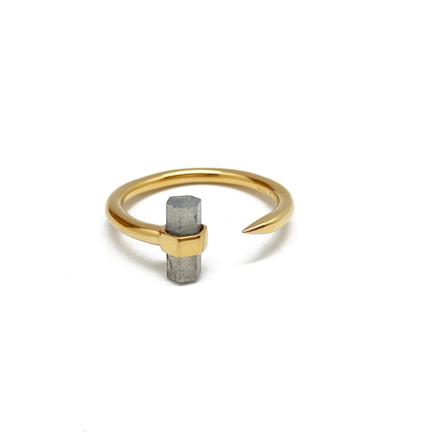 Chibi Jewels Gem Bar Ring