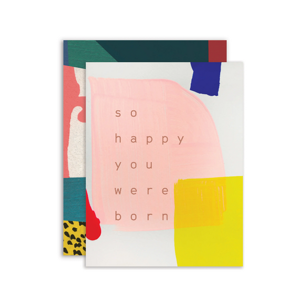 Sunny Birthday Card