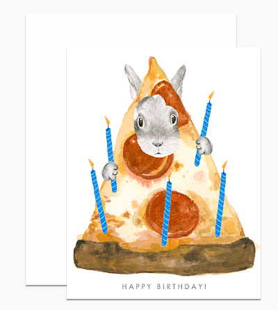 Pizza Bunny Birthday