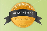 Encore lab heavy metal tests
