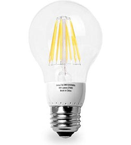 Kandolite - LED - A19 - Filament - 2.6 W / 3.5 Watt - Warm White 2700K - 3 Year Warranty