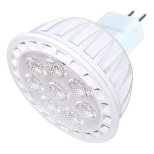 S9106 - 7 Watt - MR16 - LED Dimmable Flood Light Bulb - 5000K - 560 Lumens - 12V