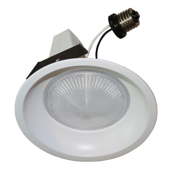 Philips - 65 Watt - LED Retrofit Downlight - Soft White - 2700K - 620 Lumens - 120V