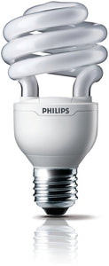 Philips Marathon CFL - 20 Watt - Spiral Twister - 75 Watt Equivalent - 1200 Lumens - 7 Year Warranty