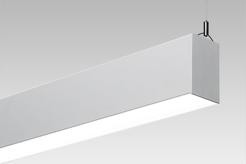 LED CUBE Architectural Linear fixture.