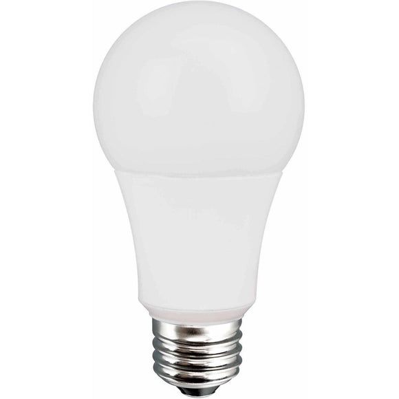 Multi-Directional LED Dimmable A19 Lamp 9 Watt 800 Lumens 3000K/5000K 120V