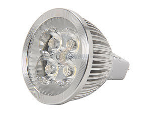 CTL - LED - MR16 - 8 Watt - 380 Lumens - Dimmable Lamp - Day Light 5000K - G5.3 Base - 3 Year Warranty